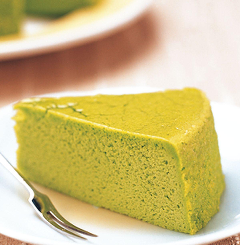 食譜:抹茶起司蛋糕