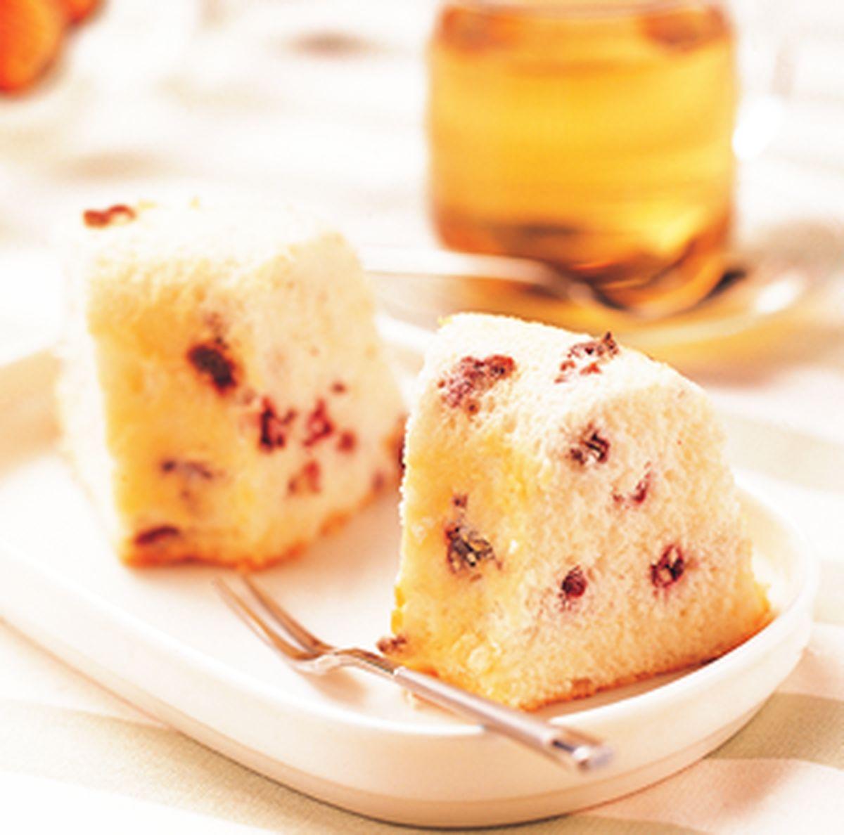 食譜:香橙果茶蛋糕