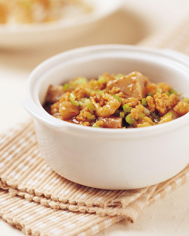 食譜:芋香肉醬