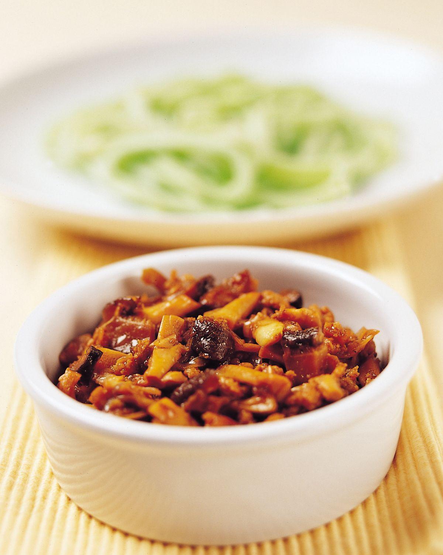 食譜:筍燜肉醬