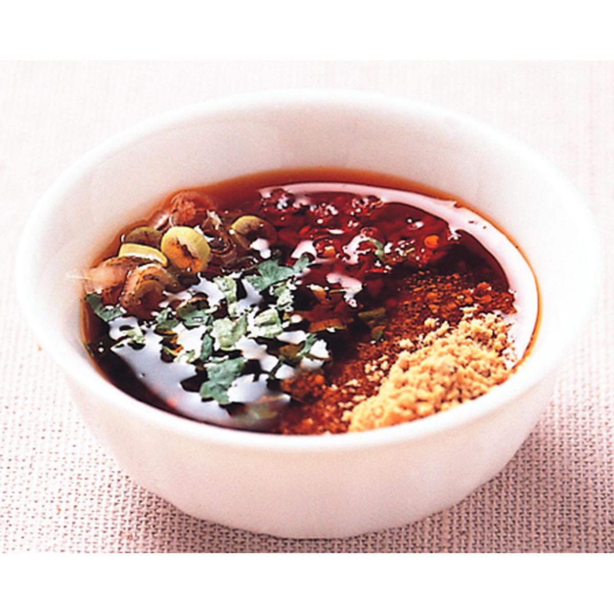食譜:紅油抄手醬(2)