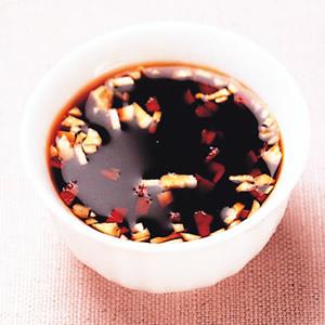 台式油醋醬