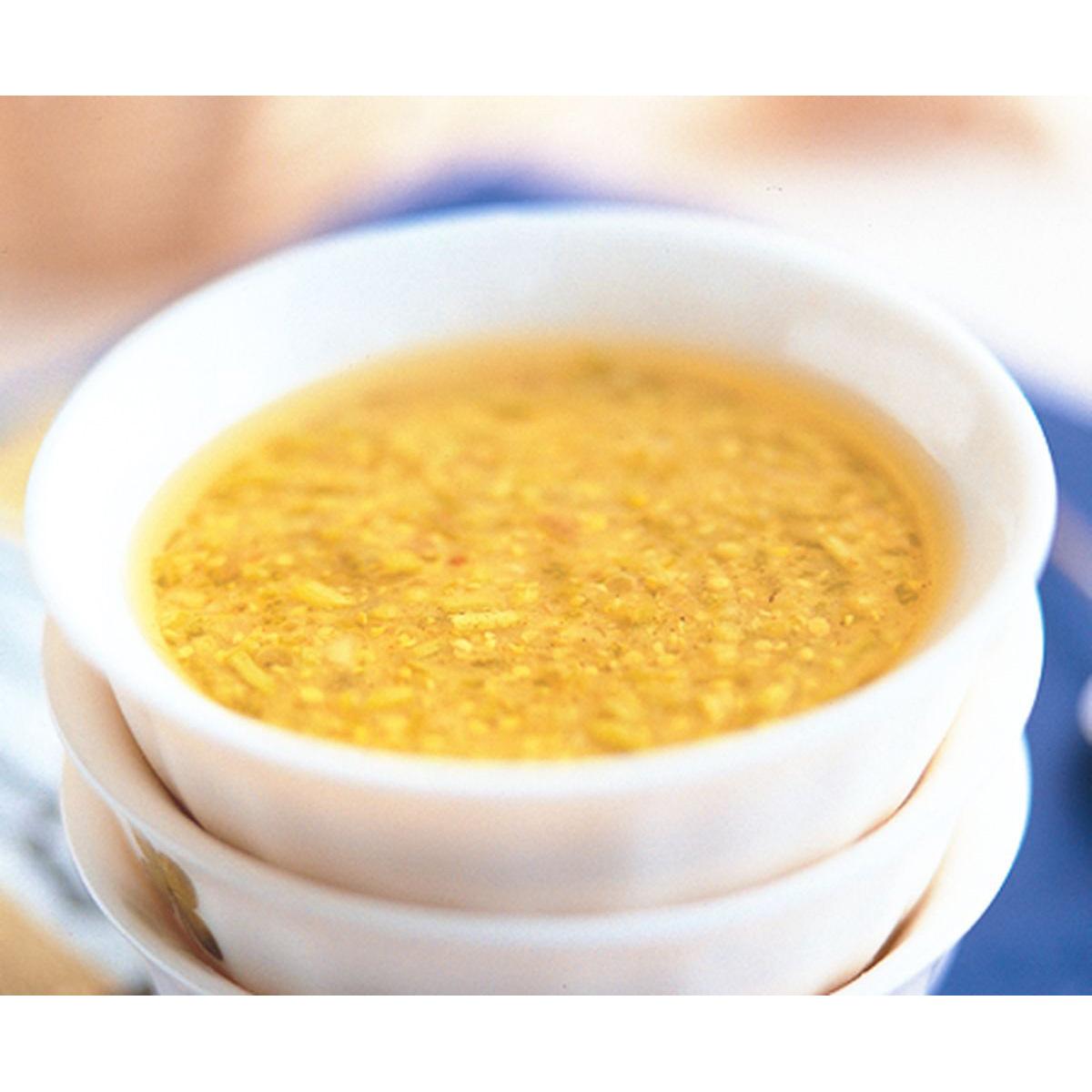 食譜:大蒜油醋汁