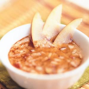 蘋果油醋汁