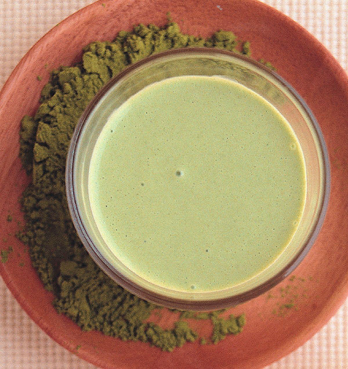 食譜:抹茶優格醬