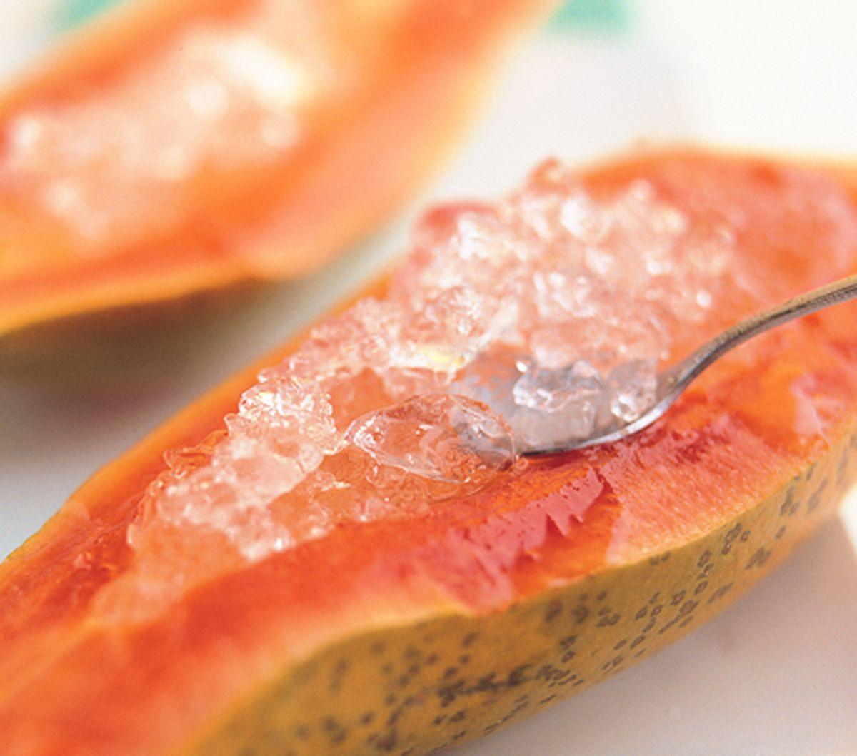 食譜:甜木瓜沙拉