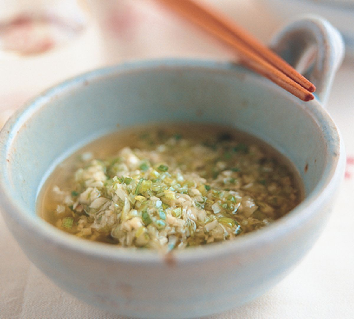 食譜:薑蓉青醬