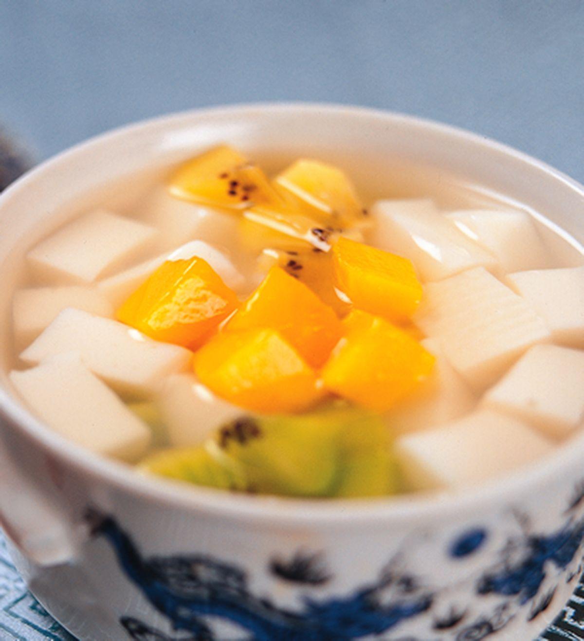 食譜:杏仁豆腐(3)
