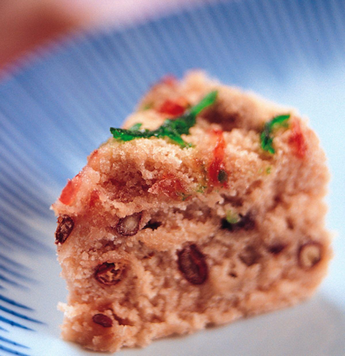 食譜:紅豆鬆糕