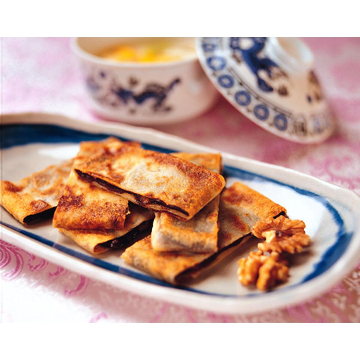食譜:棗泥鍋餅(1)