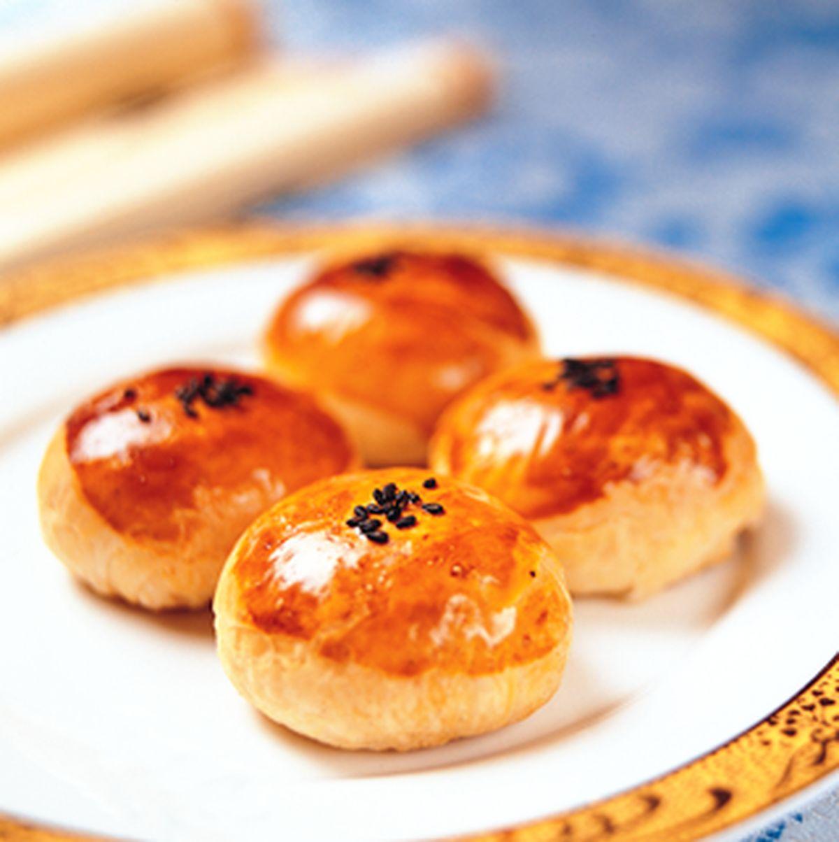 食譜:芝麻酥餅
