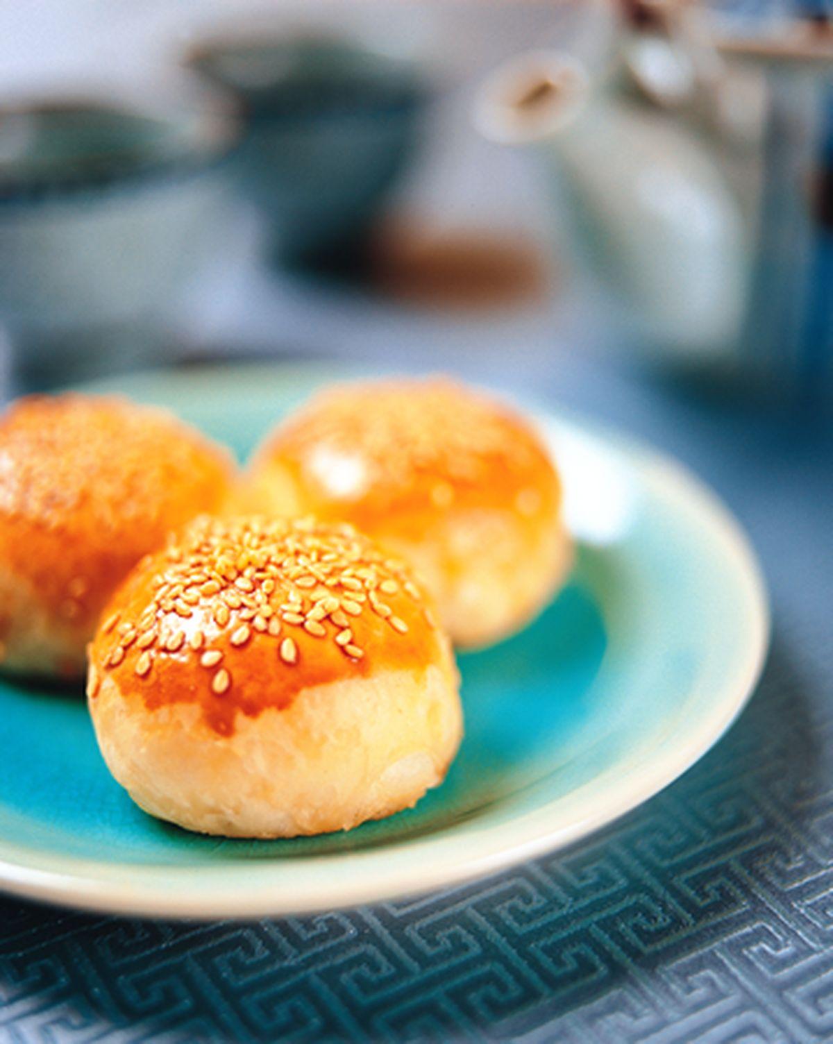 食譜:蟹殼黃
