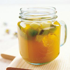 百匯水果冰茶