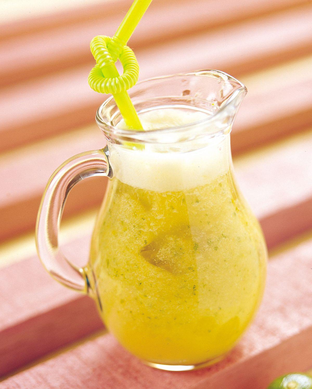 食譜:金桔牛蒡汁