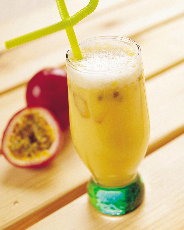食譜:百香果蛋蜜汁