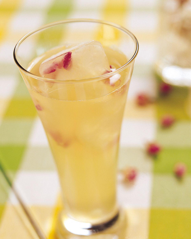 食譜:玫瑰冰磚金桔汁