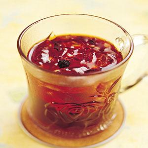 薰衣檸檬方塊茶