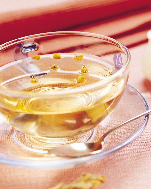 食譜:菩提安神茶