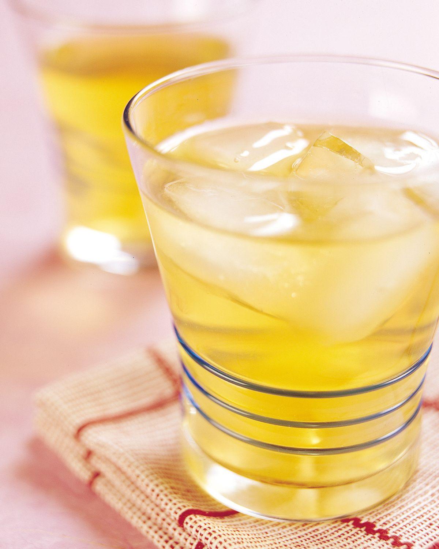 食譜:香茅水果茶