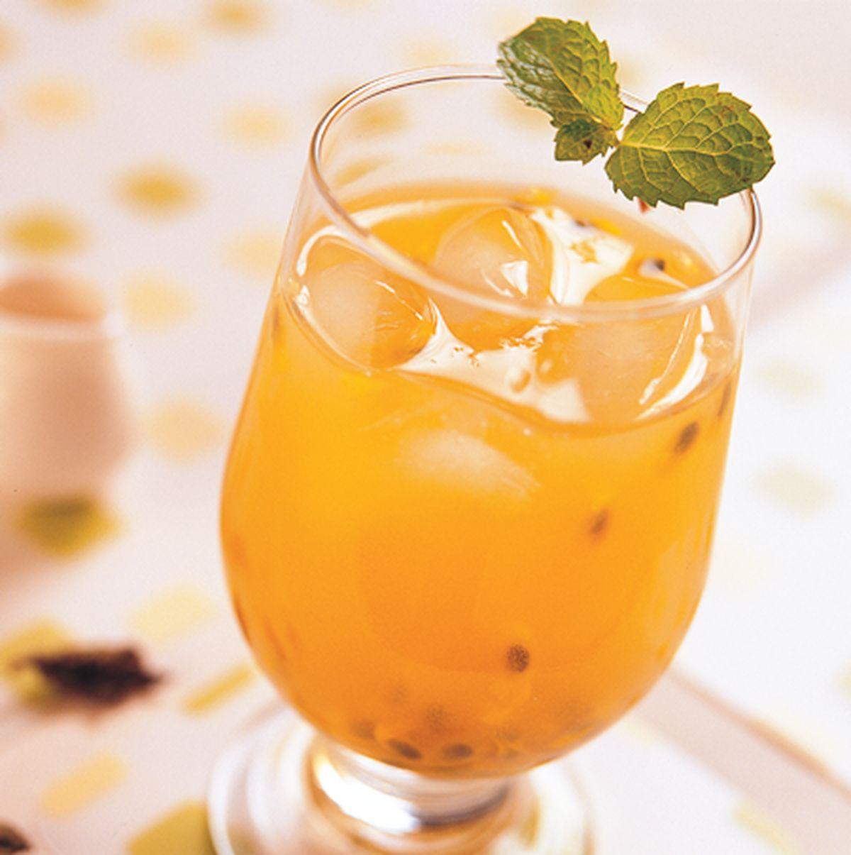 食譜:香蜂草果汁