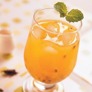 香蜂草果汁