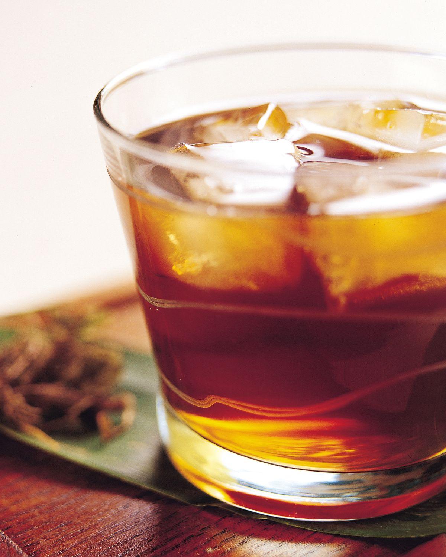食譜:青草冰茶