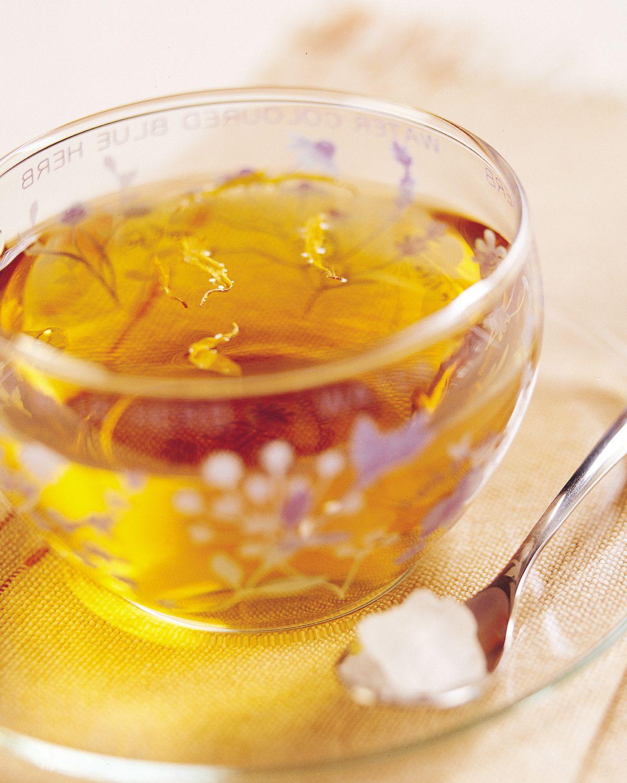 食譜:綜合花草涼茶