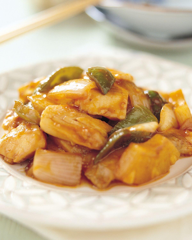 食譜:茄汁魚片