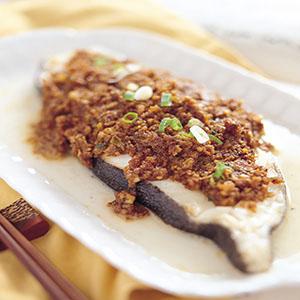 豆酥鱈魚(2)