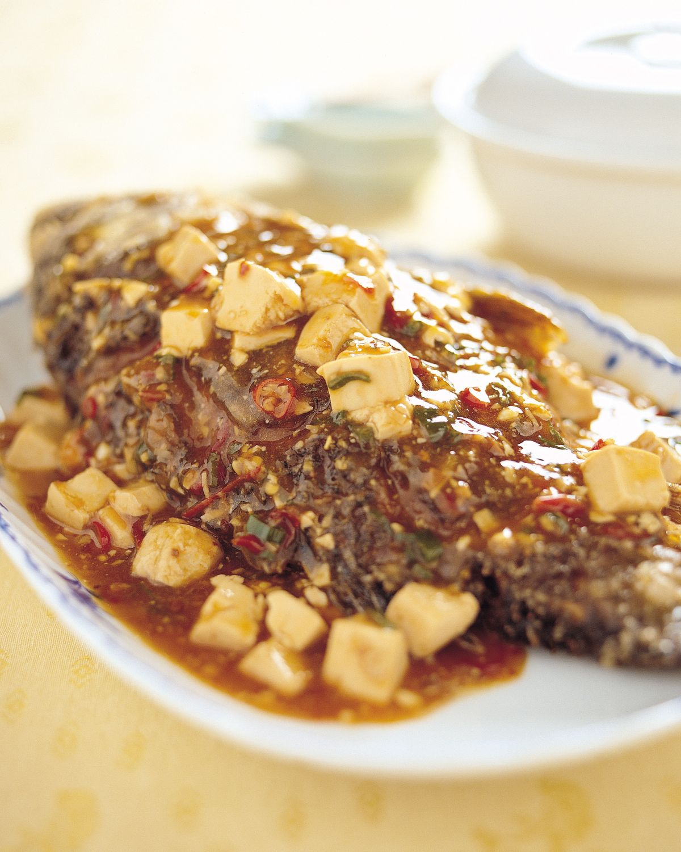 食譜:豆瓣鯉魚