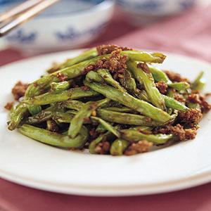 乾煸四季豆(2)