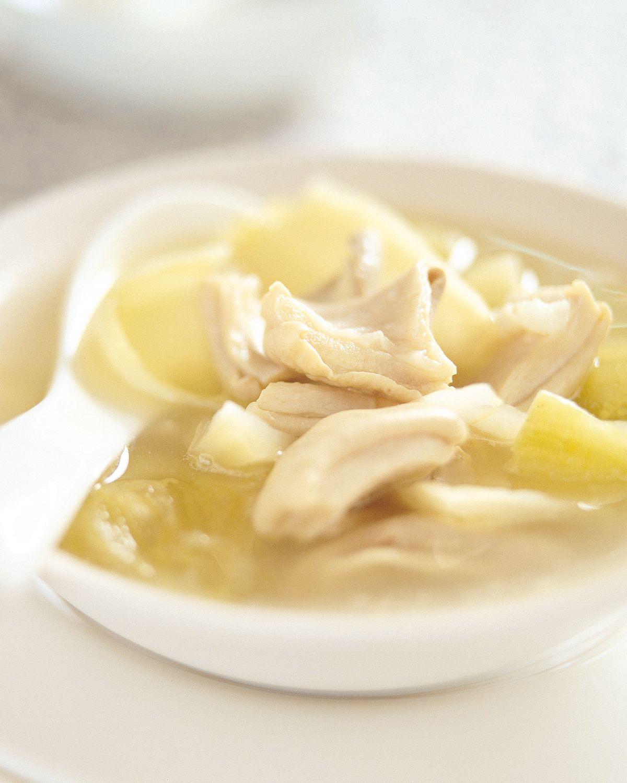 食譜:酸菜肚片湯