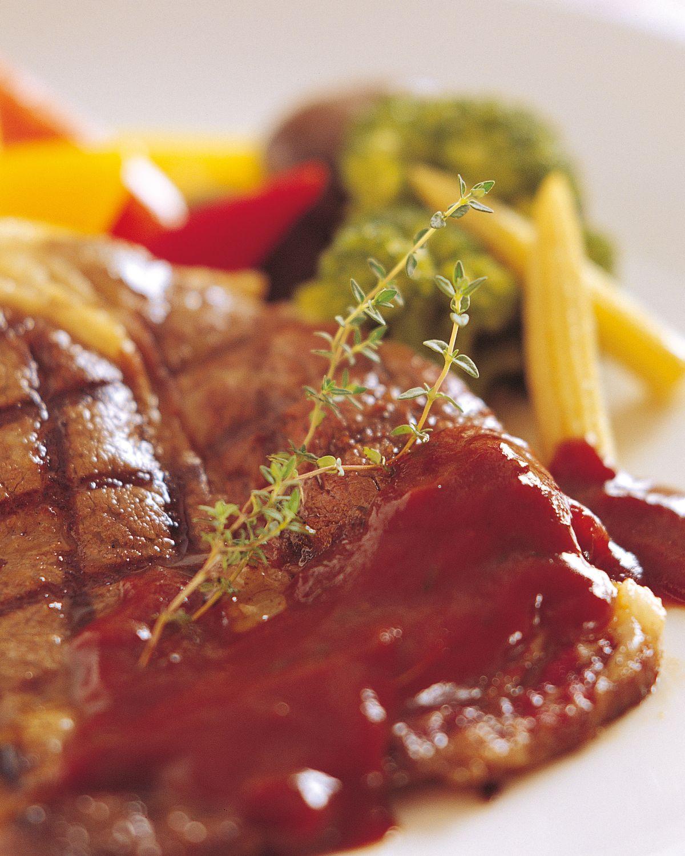 食譜:百里香沙朗牛排
