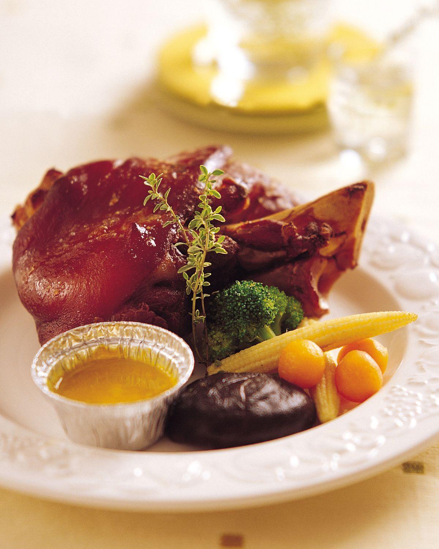 食譜:百里香德國豬腳
