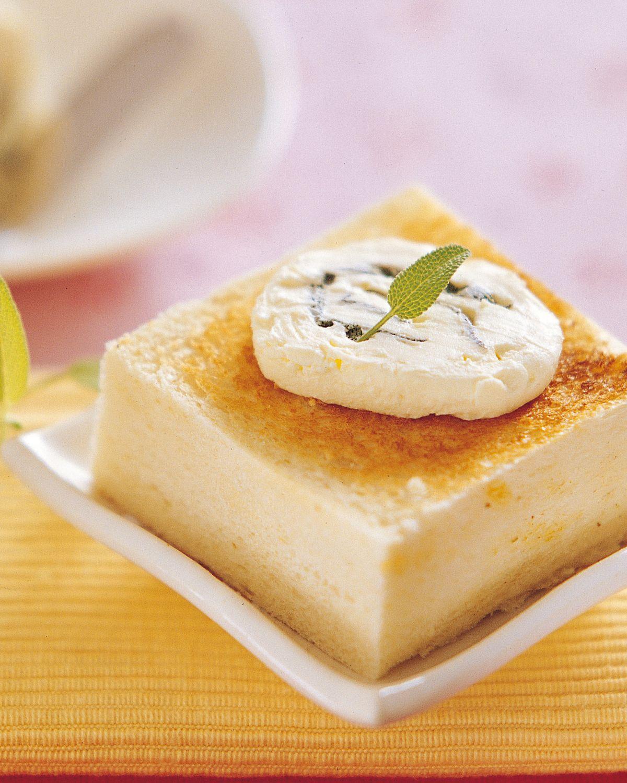 食譜:鼠尾草乳酪卷