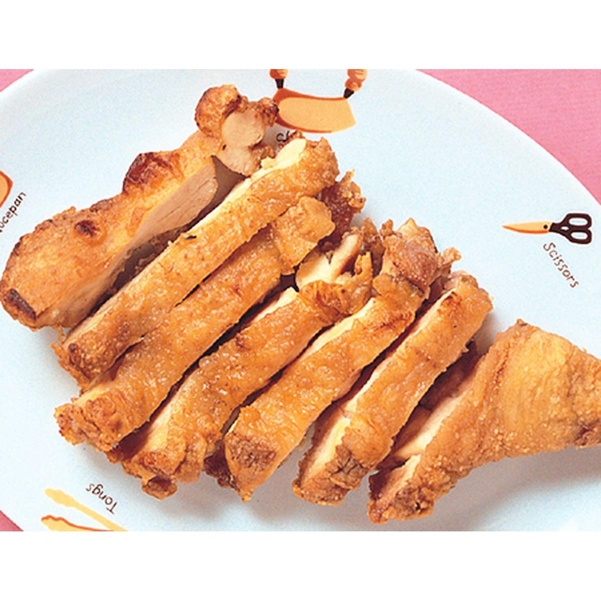 食譜:炸雞腿飯