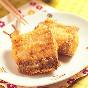 煎白帶魚飯