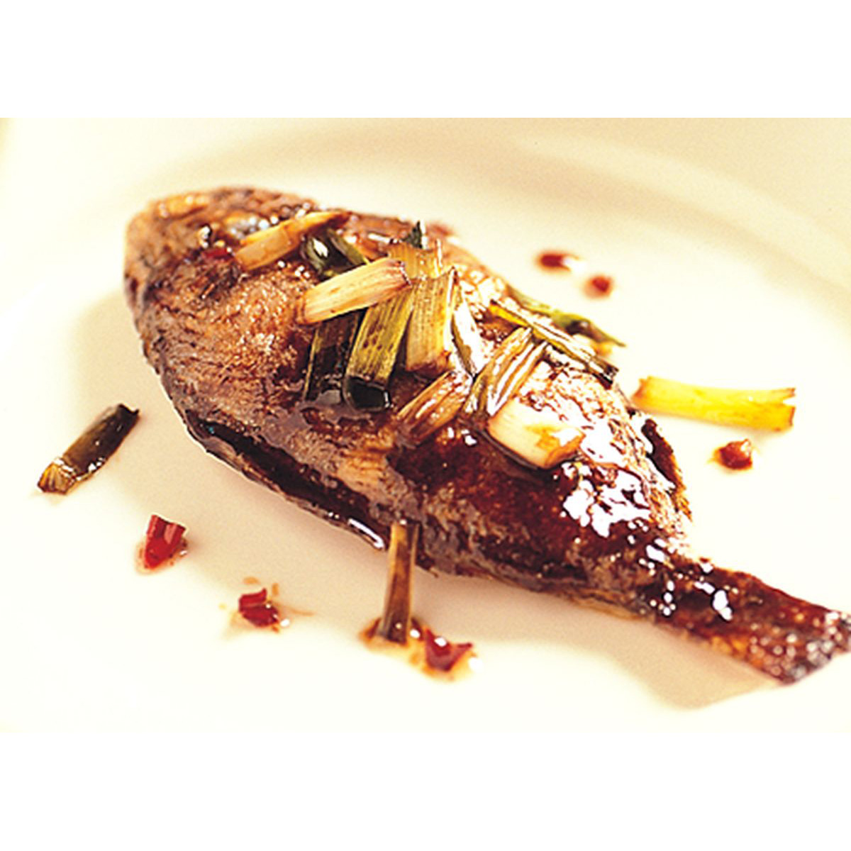 食譜:紅燒魚飯