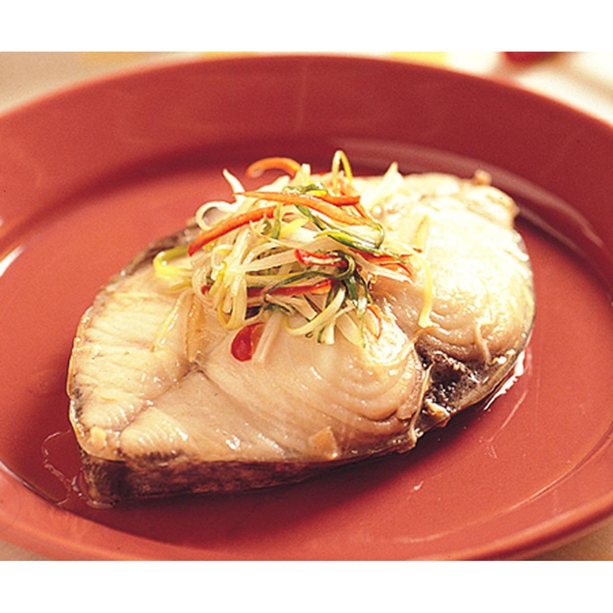 食譜:清蒸鱈魚飯