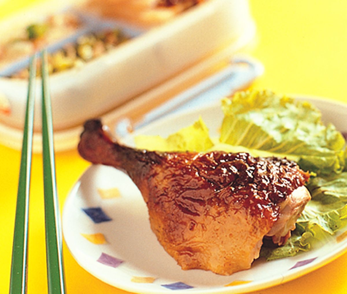 食譜:廣東烤鴨