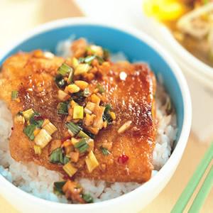 日式烤肉飯