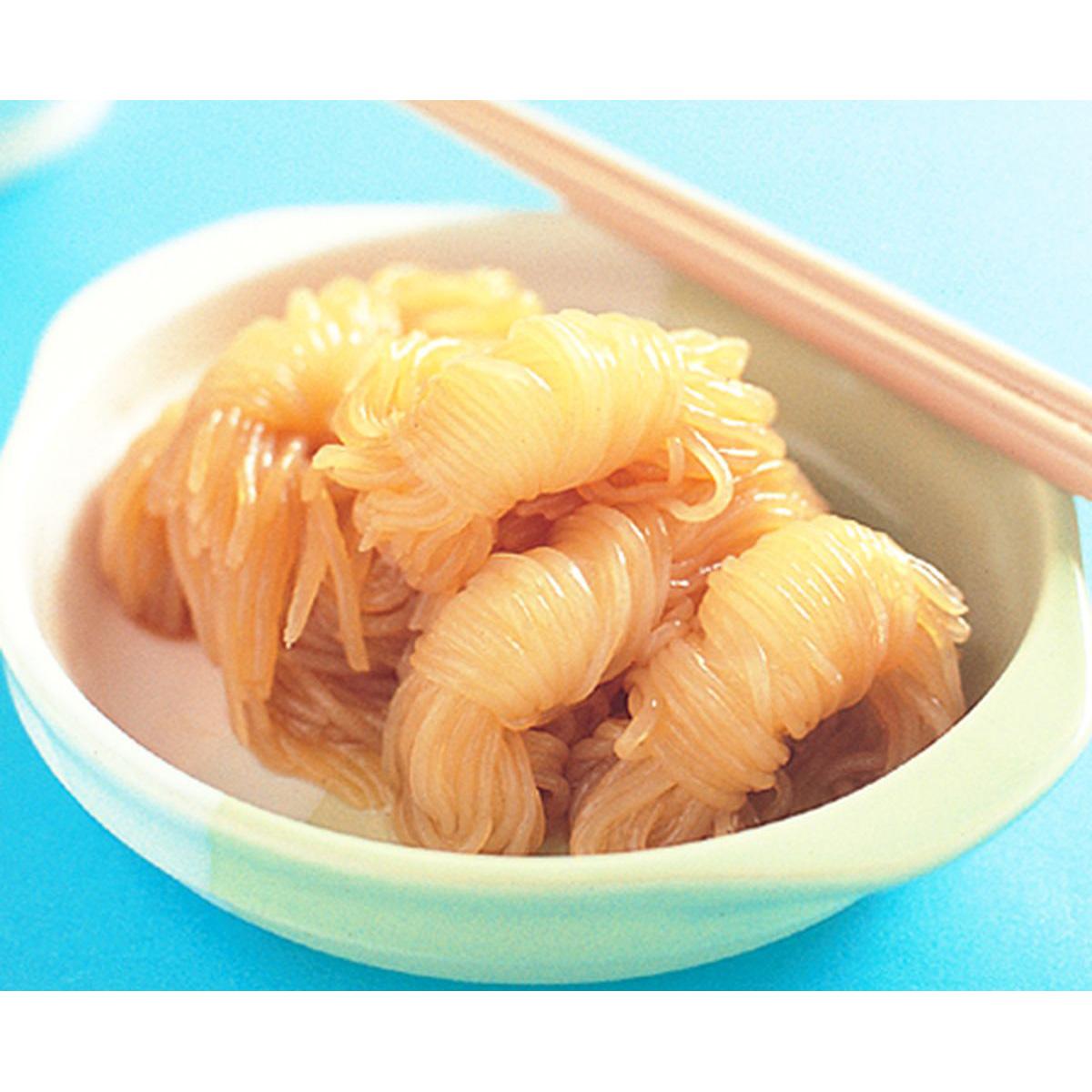 食譜:柴魚蒟蒻漬