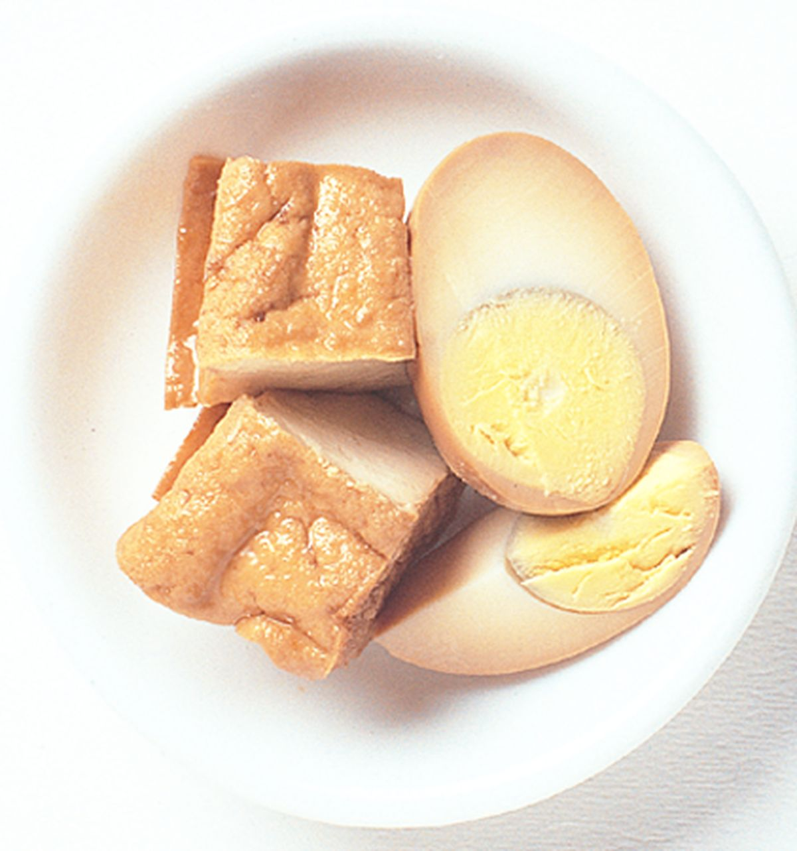 食譜:滷蛋&油豆腐