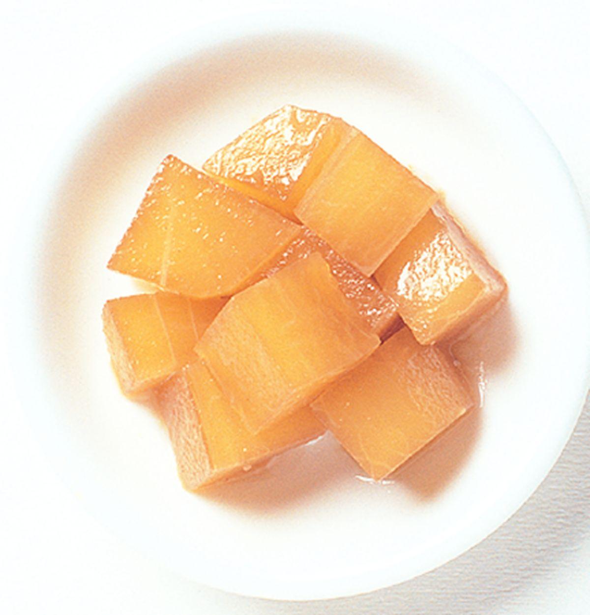 食譜:香滷蘿蔔