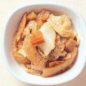 扁魚滷白菜