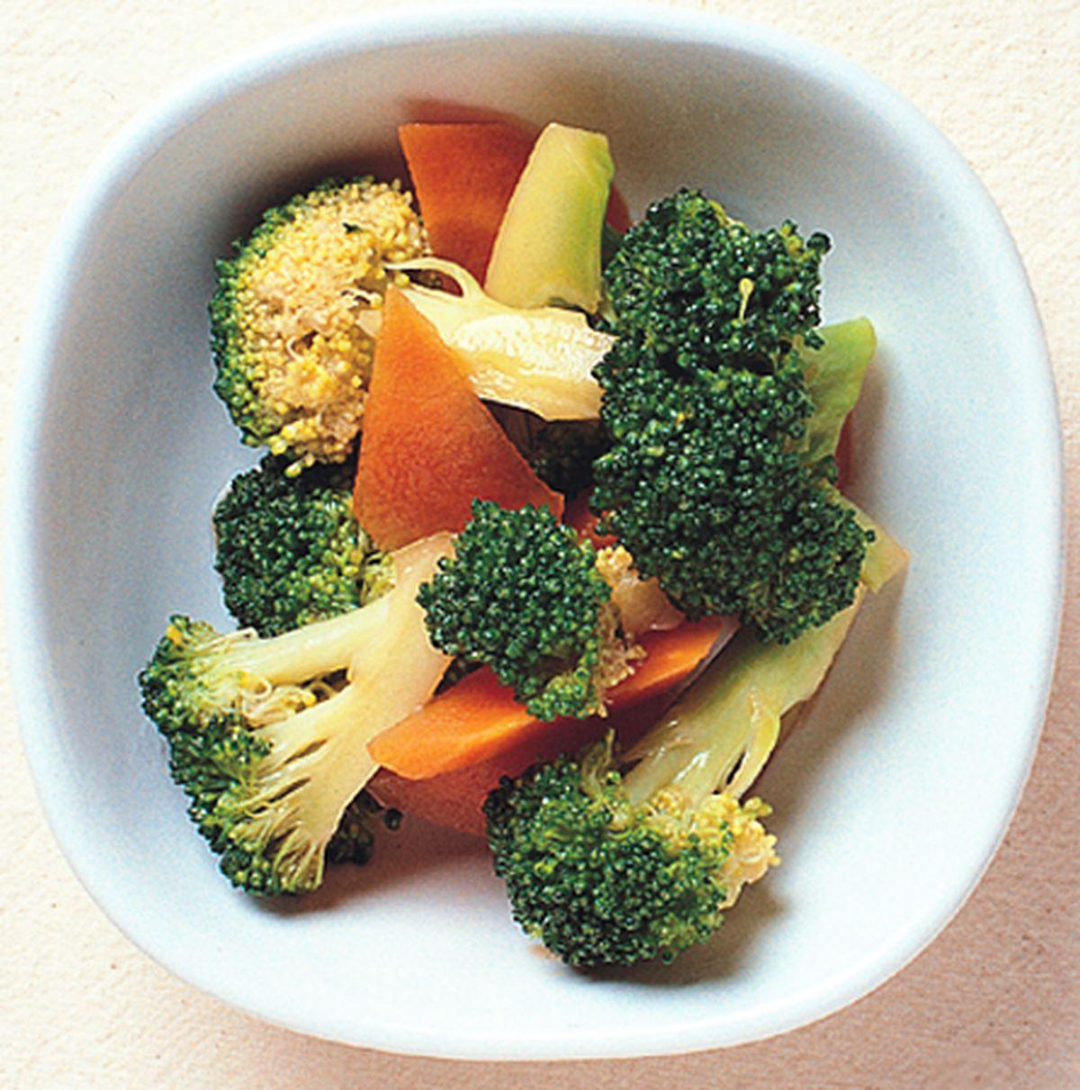 食譜:醃花椰菜脆