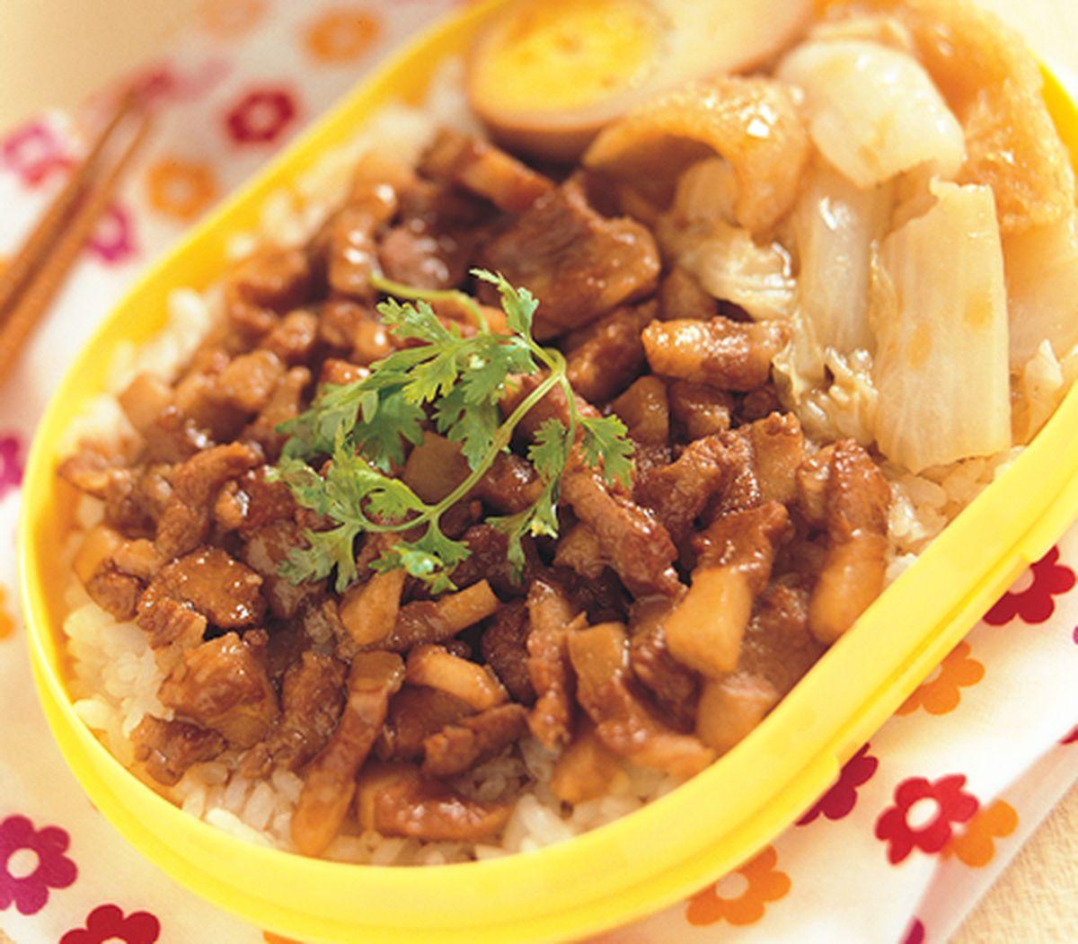 食譜:台北圓環魯肉飯