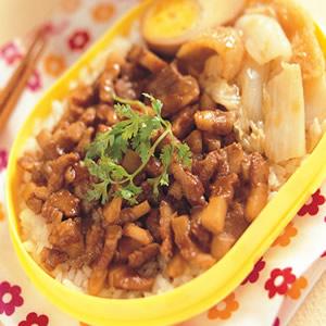 台北圓環魯肉飯
