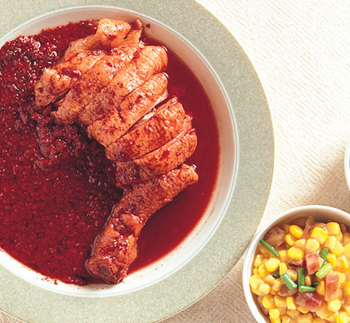 食譜:新竹紅糟媽紅糟雞肉飯