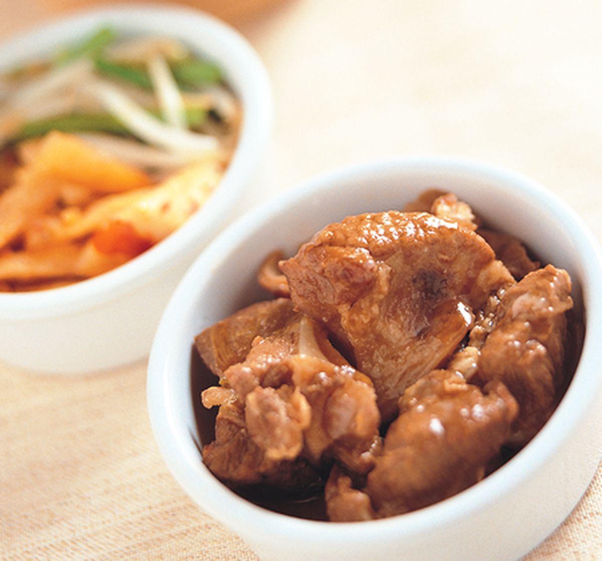 食譜:台中竹之鄉竹筒客飯